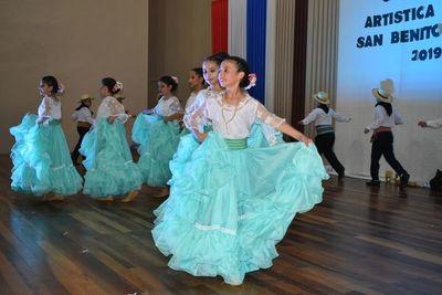 Estudiantes realizaron gala artística en Misiones