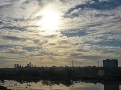 Primer viernes de noviembre con máximas de hasta 42°C