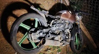Motociclista falleció arrollado en Ñemby