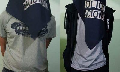 Atrapan a dos tortoleros chilenos, tenían en su poder dinero falso