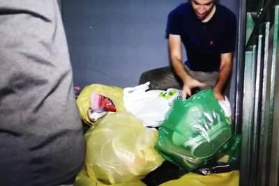 Fiscalía allanó locales de la feria boliviana en el Mercado 4