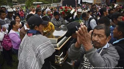 Asesinan a otras cinco personas en la zona de Colombia donde fueron masacrados cinco indígenas