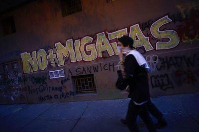 """En Chile, la clase media lucha contra su """"fragilidad"""" socioeconómica"""