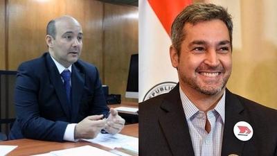 """HOY / Otro ministro viajero en el gabinete de Abdo: Peralta Vierci y sus """"mimados"""" con jugosos viaticos"""