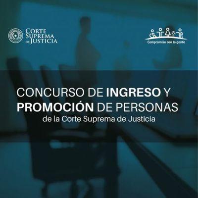 Convocatorias para cargos vacantes en Capital y Caaguazú