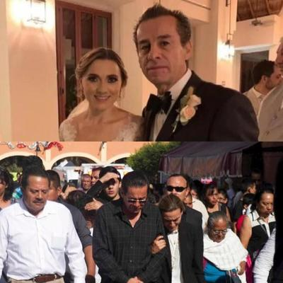 Insólito: se casó con la viuda de su hijo