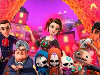 Día de Muertos, el filme que atrasó su estreno 2 años por culpa de Coco