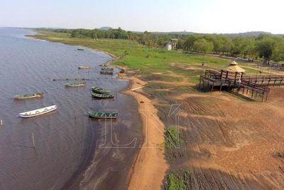 Sequía irá hasta fin de año y ya afecta caudal de ríos y lagos