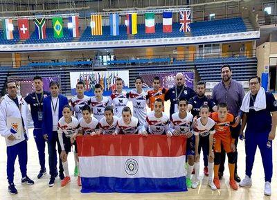 Paraguay triunfa y va por Colombia por ser finalista