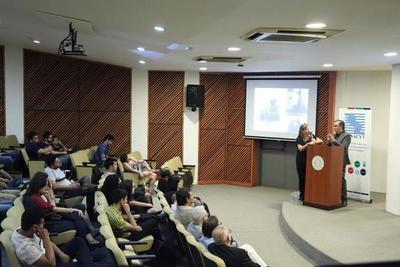 Impulsor de la doctrina de Nikola Tesla realizó una conferencia magistral en Paraguay