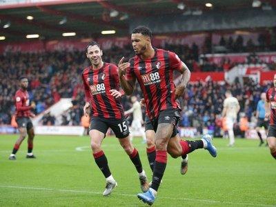 Bournemouth corta la progresión del Manchester United