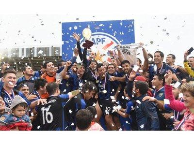 Atlántida se queda con el campeonato de Primera C