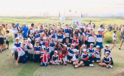 HOY / Golf: la delegación más grande de la historia, en Río