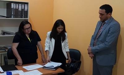 Asume la directora interina del Penal de Mujeres de Coronel Oviedo