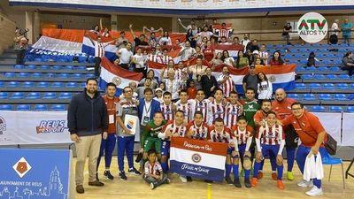 Paraguay definirá ante Brasil