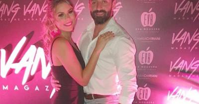 "Ex novia de ""Julinho"" y su emotiva despedida"