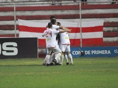 River Plate logró un gran triunfo ante General Díaz