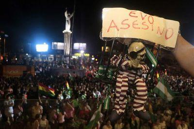 Protestas decaen en Bolivia, pero crece incertidumbre sobre auditoría electoral