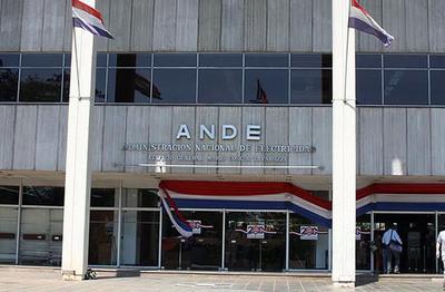 ANDE anuncia cortes por trabajos en el área metropolitana