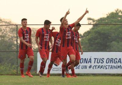 Sub 19: Cerro Porteño sigue con racha ganadora