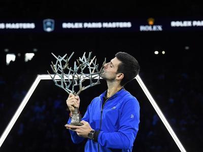 Djokovic gana otro Másters 1.000