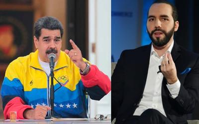 El Salvador expulsa a diplomáticos por desconocer a Maduro y Venezuela responde
