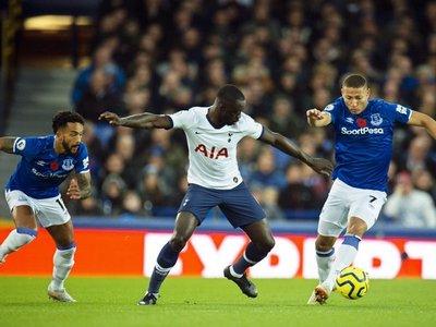 El Everton acentúa la crisis del Tottenham