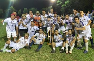 """Taruma es campeón del Rancho """"La Amistad"""""""