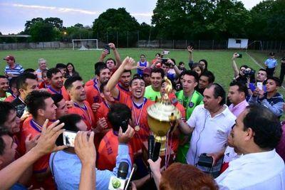 """Liga Misionera del Sur flamante """"Campeón de Misiones"""""""
