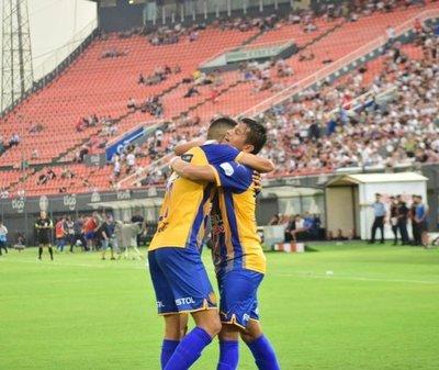 Luqueño dio un golpazo a Olimpia y logró tres puntos vitales