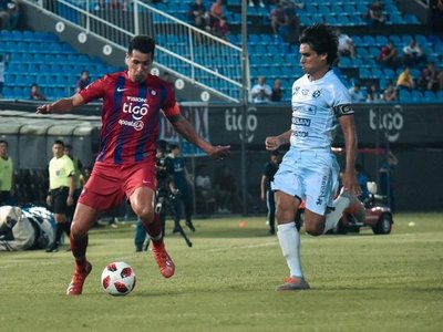 Bernay recupera y promociona valores en Cerro Porteño