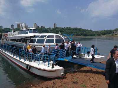 Travesía trinacional mostrará tres países y un destino a bordo del catamarán Victoria Austral