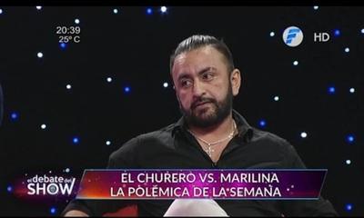 Churero aseguró que Marilina tiene complejo de inferioridad y persecución