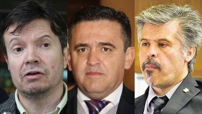 """HOY / ¿Volvió el pyraguereato?: Ex  fiscales de PDP, """"encabezan  unidades del gobierno"""""""