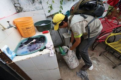 Registran más de 10 mil casos de Dengue este año