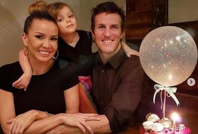 Dallys Ferreira así celebró el cumpleaños de su pareja