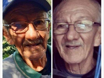 Buscan desesperados a un abuelito desaparecido