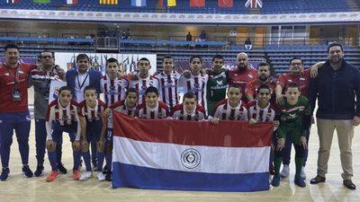 Paraguay, campeón invicto