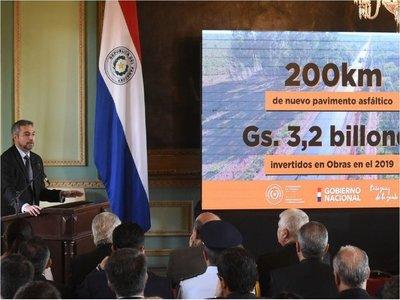 Gobierno apura inversiones  al final del año para reactivar la economía