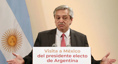 Presidente electo de Argentina pide comprensión a FMI para evitar más ajuste