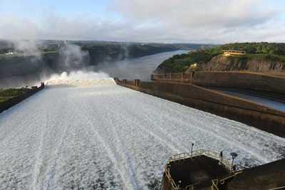 La Itaipu transfirió al Estado paraguayo unos US$ 497, 9 millones