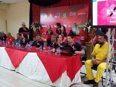 Expo Pa'i Coronel, en su 1ª edición, arrancará este jueves en Minga Guazú
