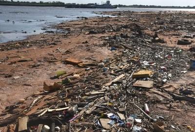 Lograr que ya no se ensucie, la mejor forma de disminuir los niveles de contaminación en cauces hídricos