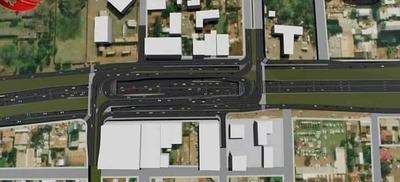 Presentan plan de desvío para el inicio del multoviaducto en el km 7
