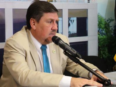 Efraín Alegre es el responsable de que el PLRA esté en bancarrota económica, según Llano