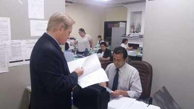 Durand va a la Contraloría y desmiente inconsistencias en su declaración jurada