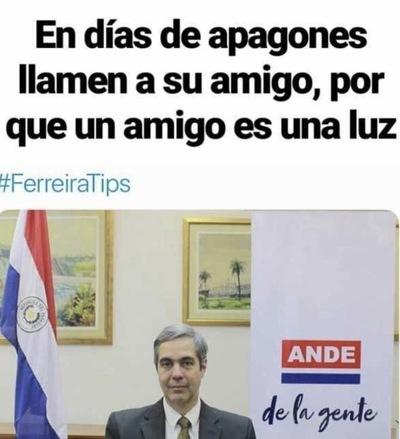 Pedro Ferreira: de los memes al intento de entrega de ITAIPU