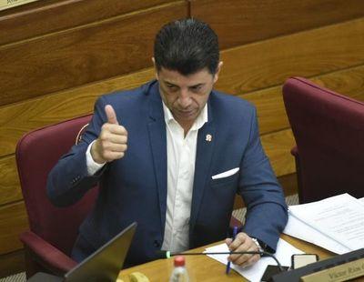Ríos, preocupado por la situación económica del PLRA