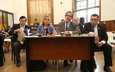 Camaristas suspendidos en audiencia para ser oídos en el Jurado de Enjuiciamientos