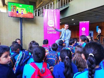 BCP realizó feria para que niños y jóvenes aprendan sobre educación financiera